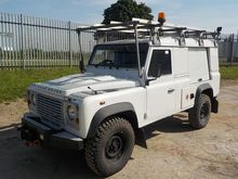 2008 Land Rover Defender 110