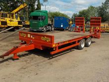 2013 Herbst Twin Axle Low Loade