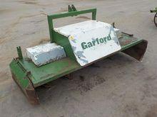 Garford Hydraulic Weeder to sui