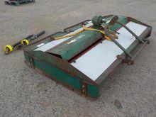 Major PTO Driven Grass Cutter t
