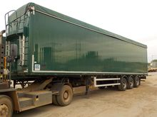 2003 Knapen Tri Axle Walking Fl