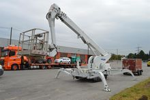 Multitel Pagliero Tracked Boom