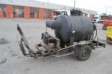 Single Axle Asphalt Sprayer