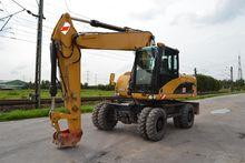 2008 CAT M318D