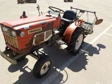 2WD Compact Tractor c/w Rotavat