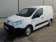 2011 Peugeot Partner