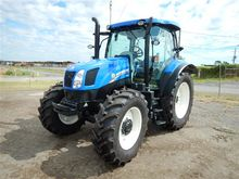 2016 New Holland T6140