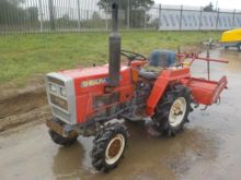 Used Compact Tractors Shibaura for sale  New Holland equipment