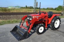 Used Compact Tractors Shibaura for sale  Ford equipment