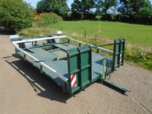 farm trailer : Rape Swather Tra