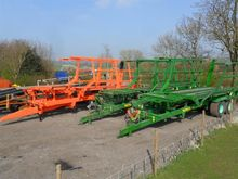 Walton Self loading wagons