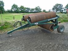 tillage equipment : NHR 6.3m Ro