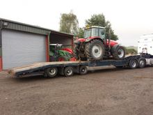 1999 Andover Low Loader Semitra