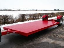Hall 8T Low Loader Trailer