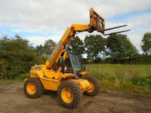 JCB 520 Telehandler For Sale Te