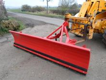 Hall Snow Plough Blades