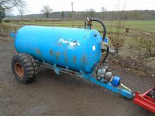Malgar Slurry Tanker For Sale L