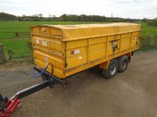 Used AS 16T Trailer