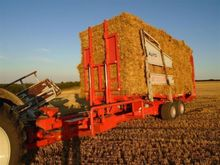 Arcusin F54-63 Bale Chaser For