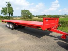 Used Hall 32ft Bale