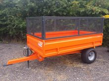 Hall 2.25T Tipping Trailer