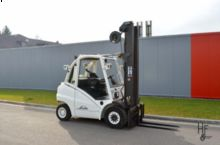 Used Linde H 50 T in