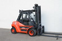 Used Linde H 80 D in
