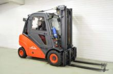 Used Linde H 35 T in