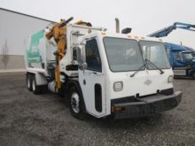 Used Front Load Packer for sale  Mack equipment & more