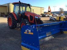 2016 Kubota M5-111 Farm Tractor