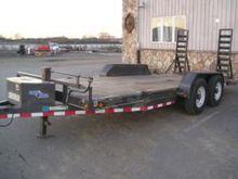 2012 Load Trail LT14-18 Semitra