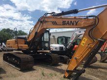 New 2016 Sany SY215C