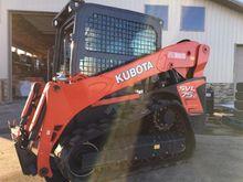 2014 Kubota SVL75-2 Skid Steer