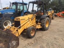 Ford 555C Rigid Backhoes