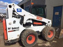 2014 Bobcat S750 Skid Steer Loa
