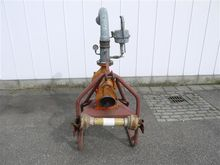 Landini tractor pump