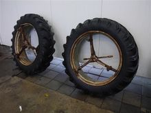 Used Tractor wheels