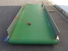 Meeuwsen conveyor 400 x 140 cm