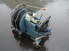 Empas electric hosereel with re