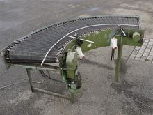 Used Curve conveyor