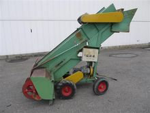 Slootweg self digging loader fo