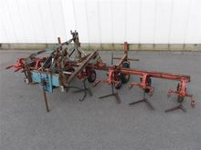 Rau 6 row interrow cultivator