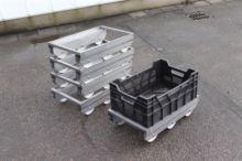 Stainless steel trolleys for bo