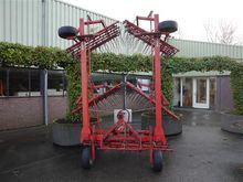 Einbock harrow.8 meter foldable