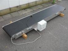 TTA Conveyor 230 x 40 cm with a