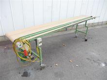 Vandenberg conveyor 310 cm