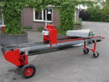 Flier trayseeding machine with