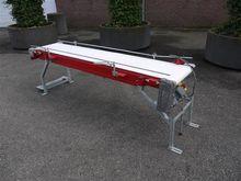 Flier conveyor 240 x 45 cm fixe