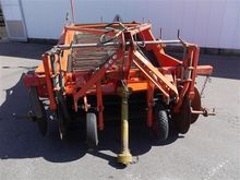 1996 Amac windrower digger for