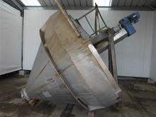 Kiremko cyclone destoner with w